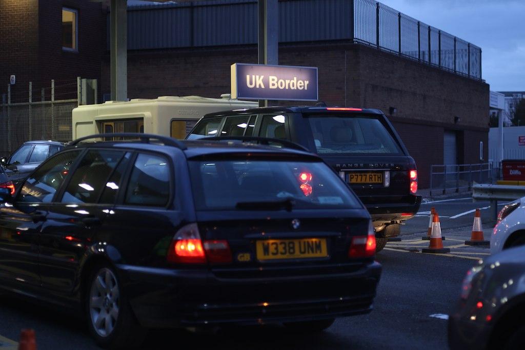 service design GDS border