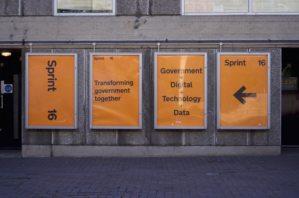 External branding