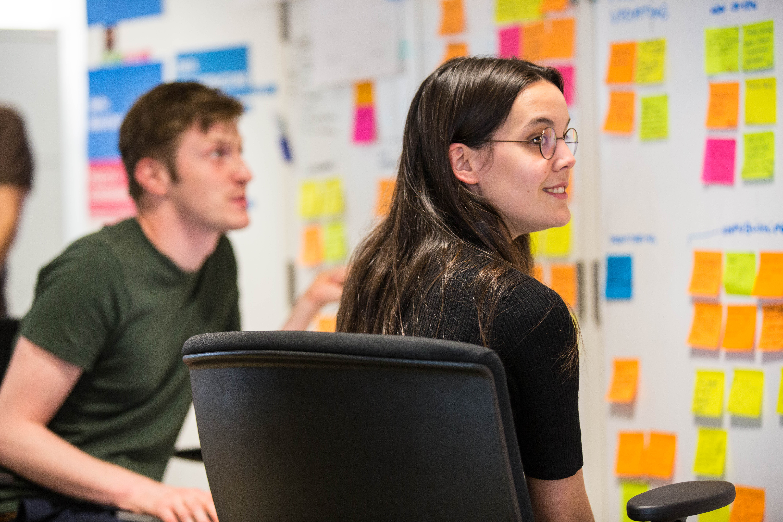 Designers at GDS