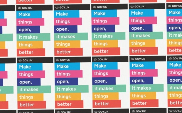 Make things open, it makes things better stickers