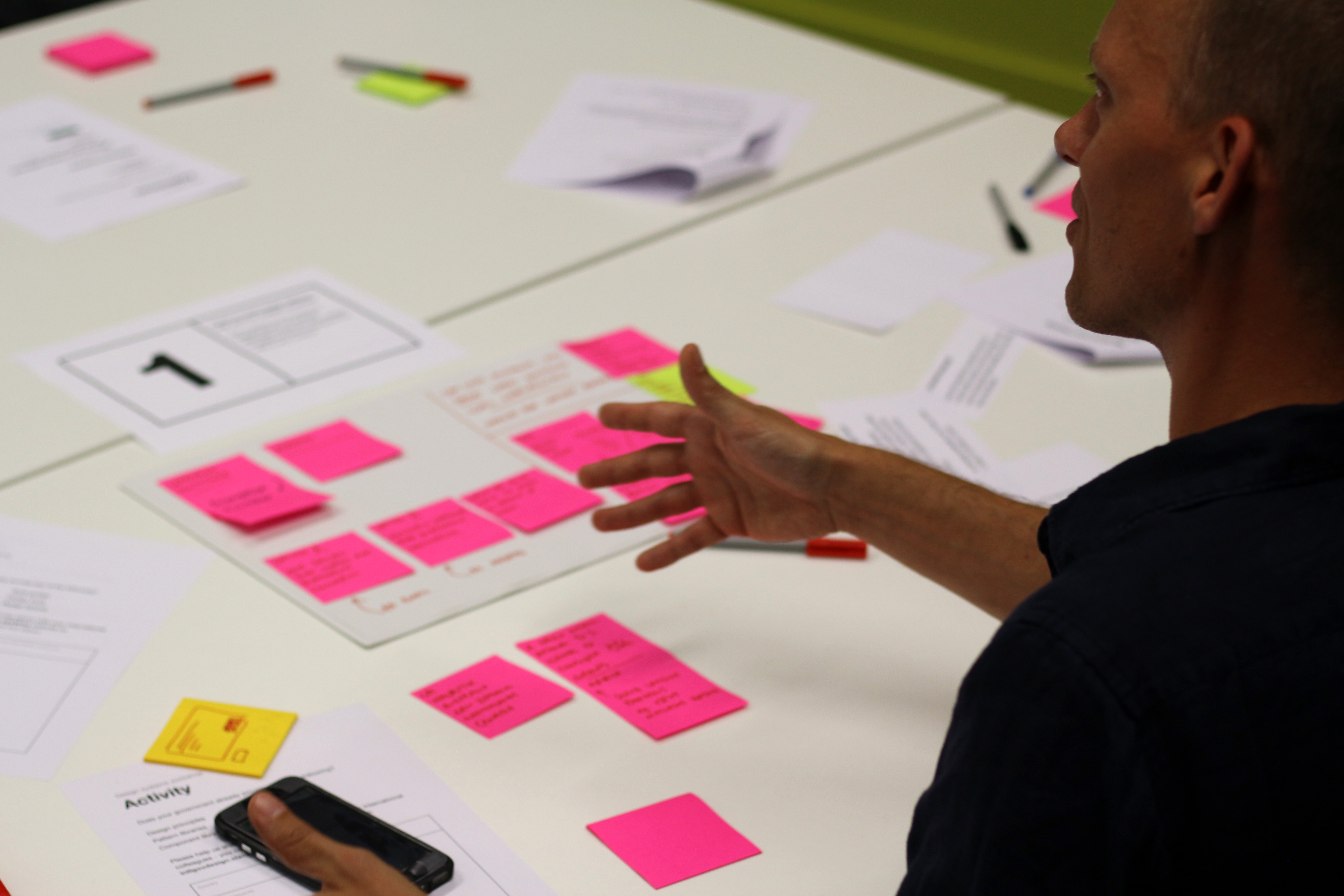 We've talked before about the GOV.UK Design System and how we've worked to make everything it contains accessible, easy to implement and of a high