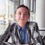 Portrait of Lisa Kowalewski, Design fellow at Tech4Germany